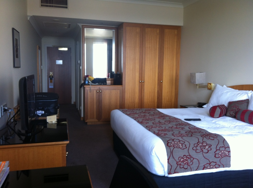 Duxton Hotel - Executive Room with River Views