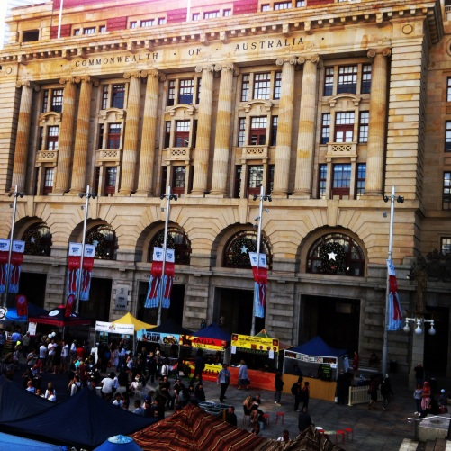 Forrest Place, Perth, Australia