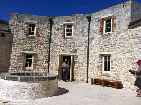 The Round House, Fremantle, Perth, Western Australia