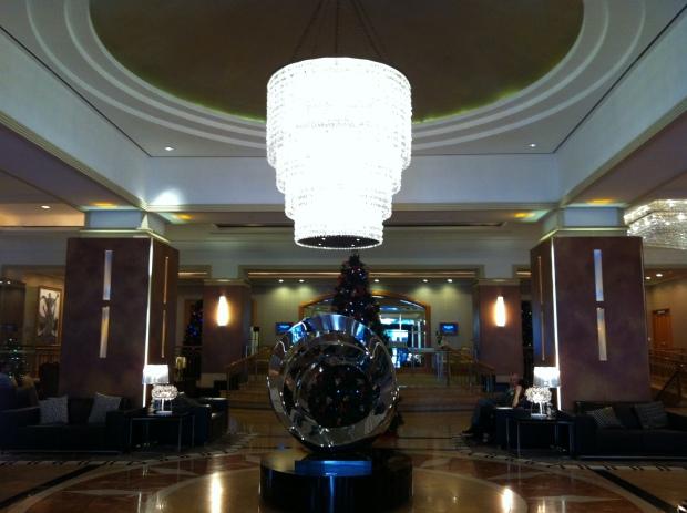 Duxton Hotel Perth Lobby