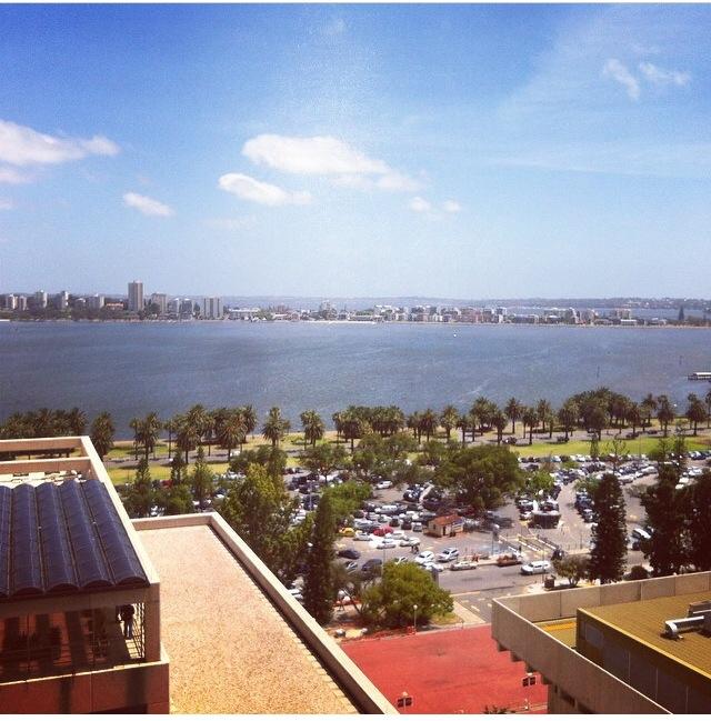Duxton Hotel Perth - Day River Views