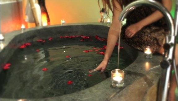 Bali Beautique Spa Balinese Bath 2