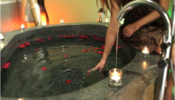 Bali Beautique Spa Balinese Bath 2