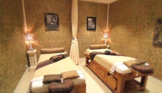 Bali Beautique Spa Massage Room