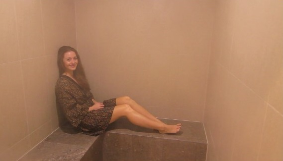 Bali Beautique Spa Perth Steam Room