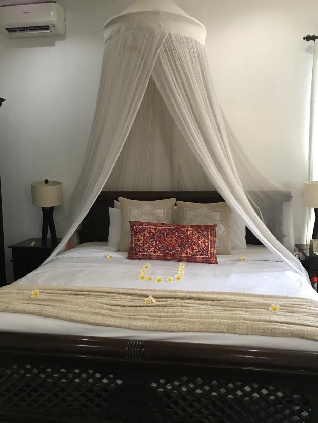 Bali - Bliss Sanctuary Canggu - My Room