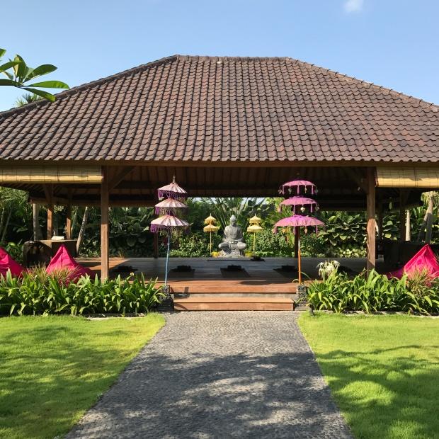 Bali - Bliss Sanctuary Canggu - Yogashala