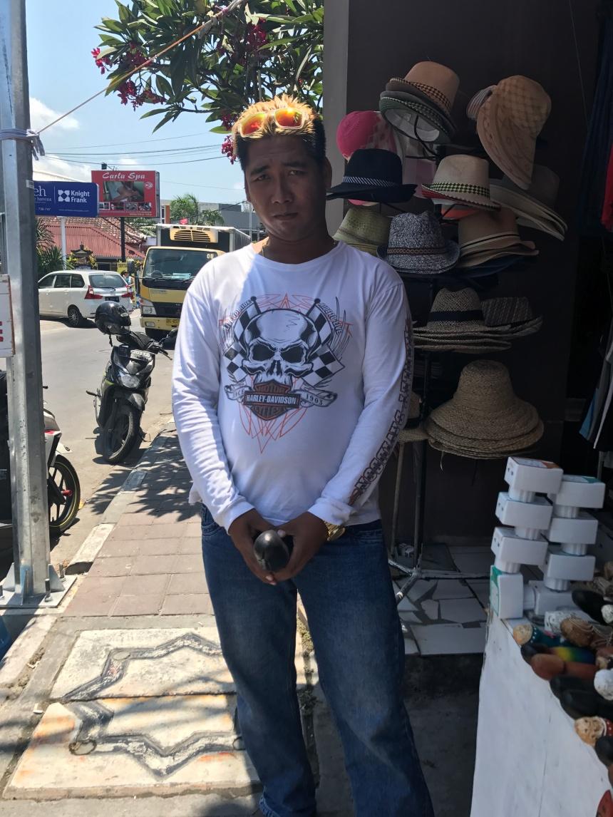 Balinese Men - So Charming
