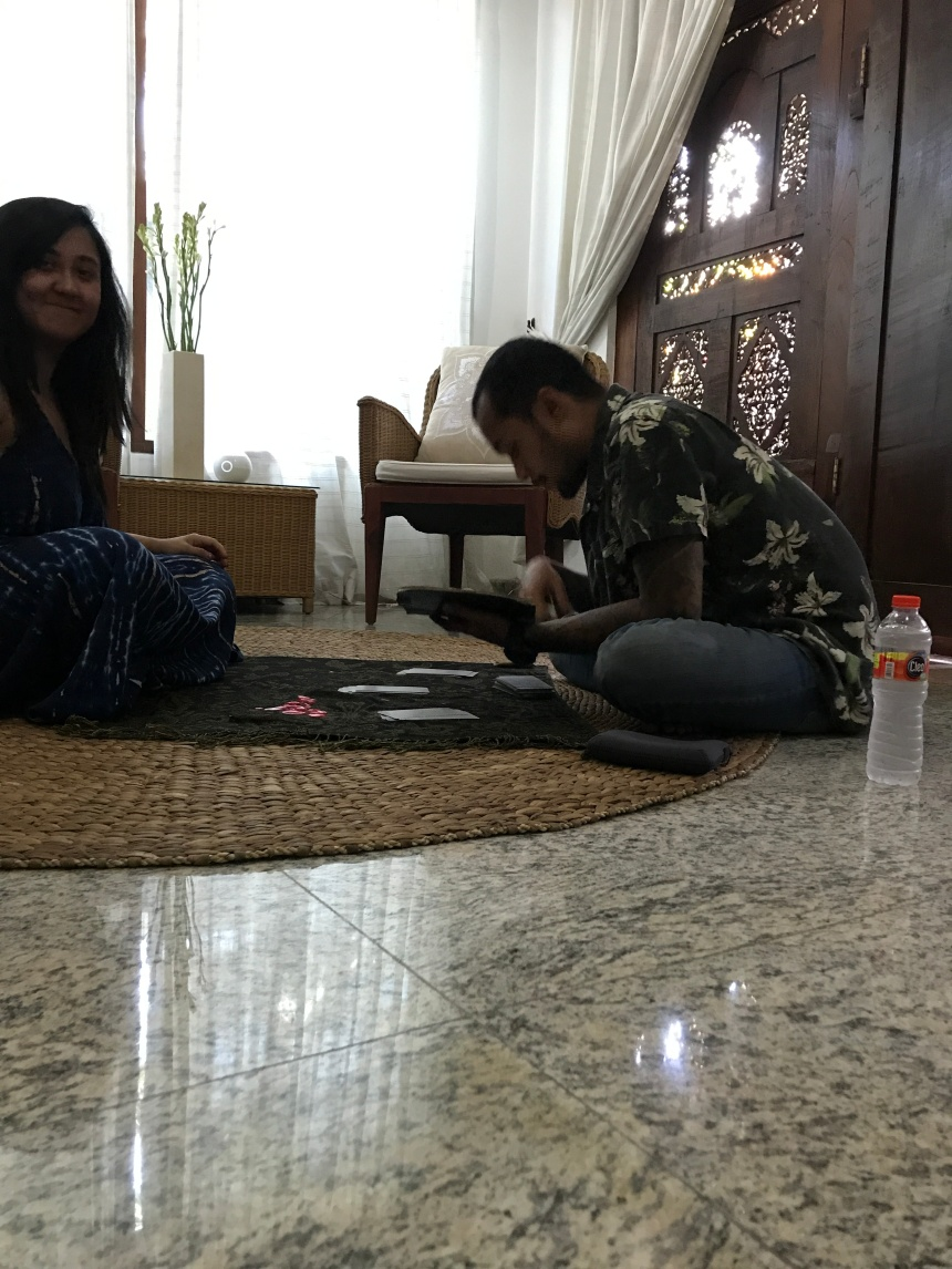 Tarot Card Reading with Errlanga - Bali Canggu